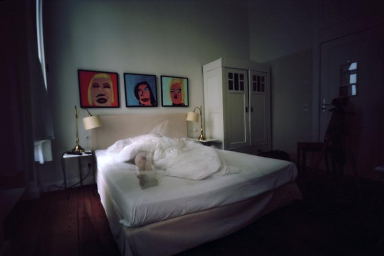 Zimmer 226 © Karen Stuke